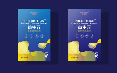 婴宝莱营养品保健产品包装设计