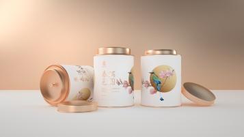 茗谦茶叶包装设计