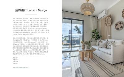 蓝森Lanson官网设计