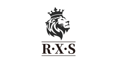 RXS箱包品牌LOGO设计