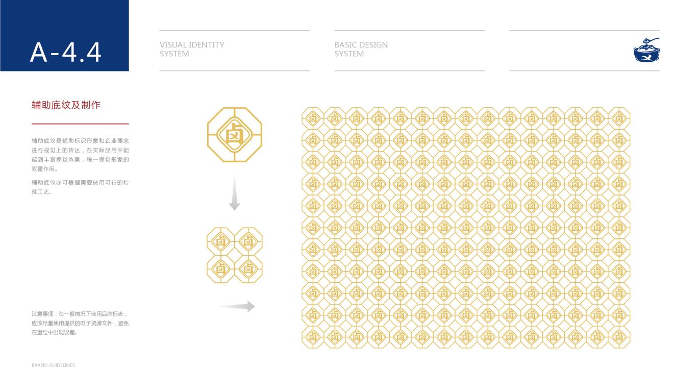 卤派二哥餐饮品牌VI设计中标图21