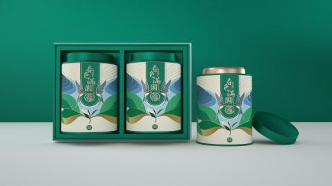 英红九号茶叶包装设计