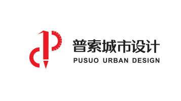 普索城市规划公司LOGO设计