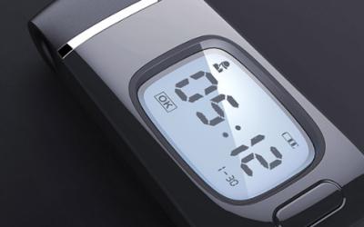 人体运动能量消耗检测仪设计