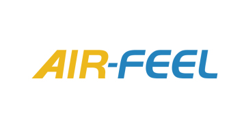 AirFeel电子品牌LOGO设计