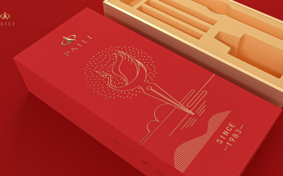 派利钢笔包装设计