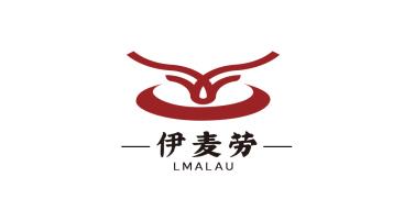 伊麦劳牛肉面馆LOGO设计
