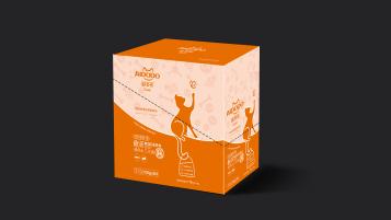 爱多多宠物用品外盒包装延展设计