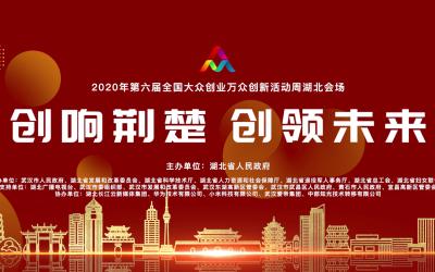 2020双创活动周湖北会场多媒...