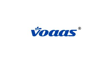 voaas电子产品类LOGO设计