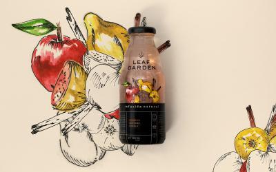 LEAF GARDEN产品包装设计