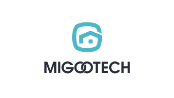 MigooTech科技类LOGO设计