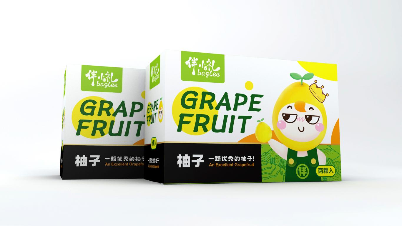 伴小礼水果类包装设计中标图3