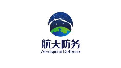航天防务航天品牌LOGO设计