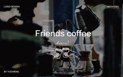 咖啡品牌logo包裝設計