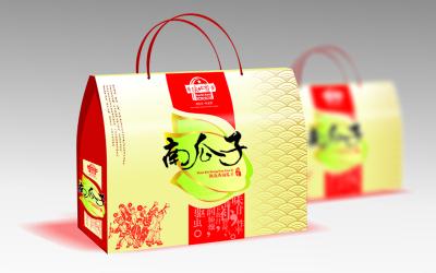 塞上谷米脂小米系列包装设计