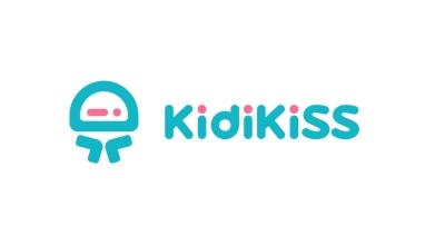 KidiKiss母婴用品品牌LOGO设计