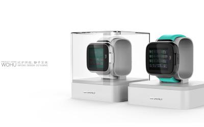 智能监测手表设计