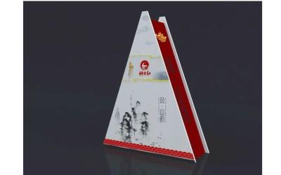 神农红茶叶包装设计--山