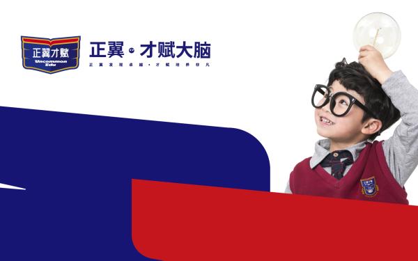 正翼·才赋培训学校LOGO&VI设计