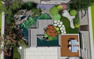 庭院设计方案