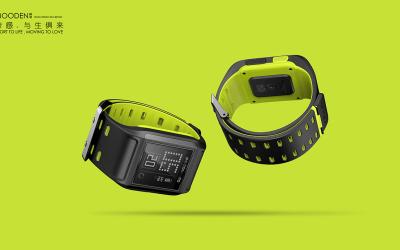 智能运动手表设计