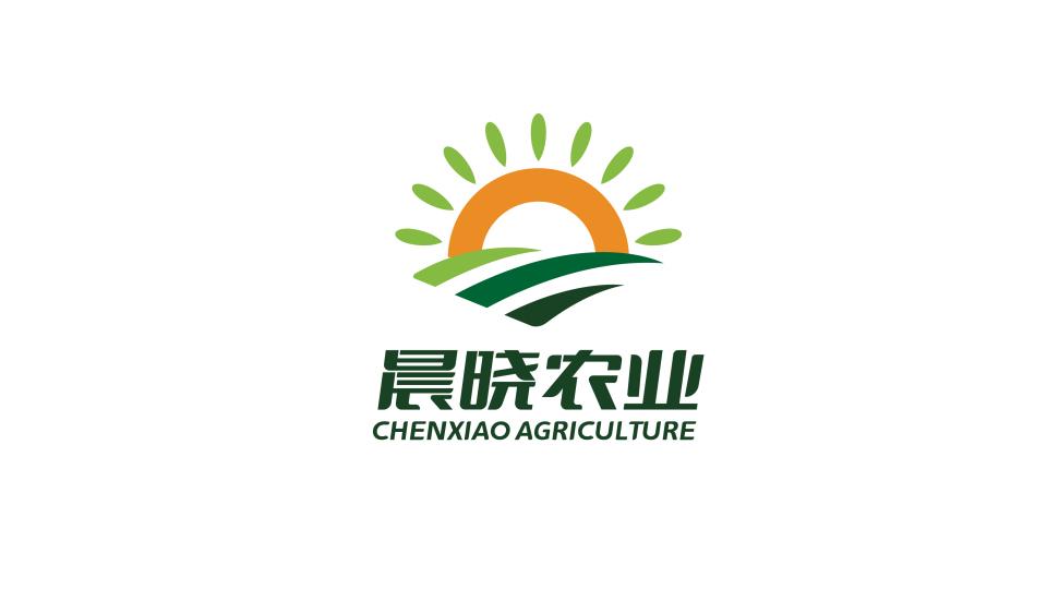 晨晓农业生鲜品牌LOGO设计