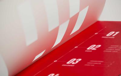 企业宣传册设计案例