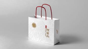 阿尔山白酒包装设计