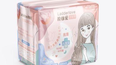 阶梯爱日化产品包装设计