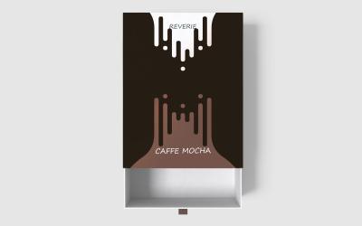 遐想咖啡包装设计