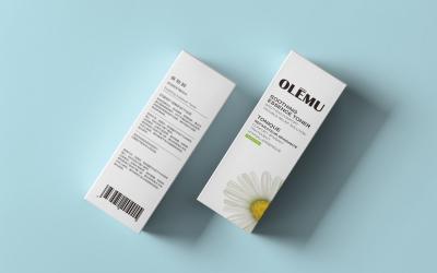 奥勒姆化妆品包装