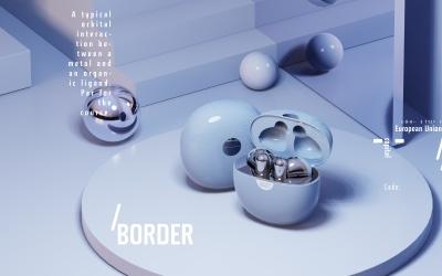 TWS真无线蓝牙耳机——小气泡