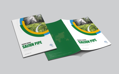 赛君管业画册设计