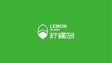 柠檬岛儿童艺术培训平台LOGO设计