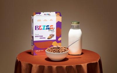Bliss Bowl 品牌设计