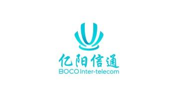 亿阳信通软件开发品牌LOGO设计