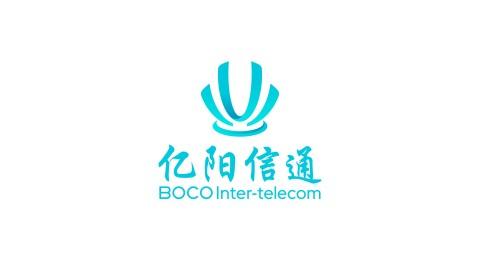 亿阳信通软件开发品�w牌LOGO设计