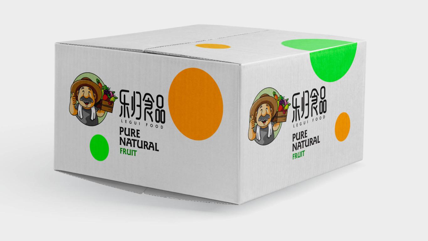 乐归农产品品牌LOGO设计中标图4