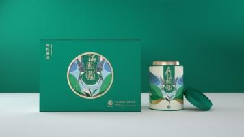 茗谦茶叶类包装设计