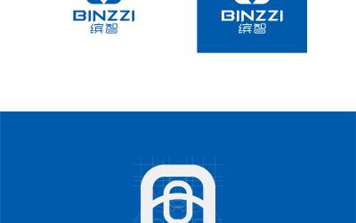 BINZZI缤智LOGO设计