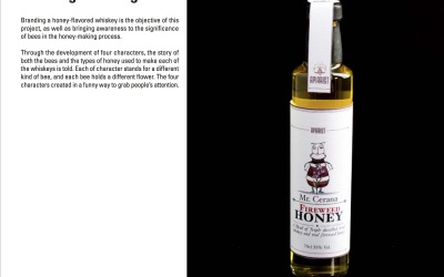 蜂蜜酒包装