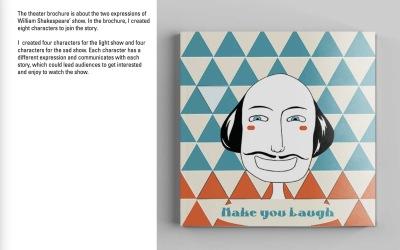 莎士比亚戏剧画册