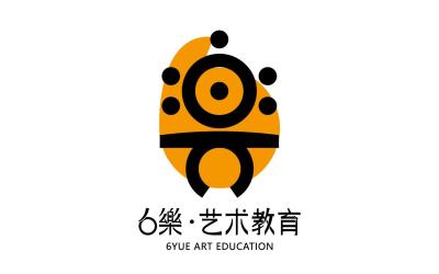 6楽·艺术教育 VI设计