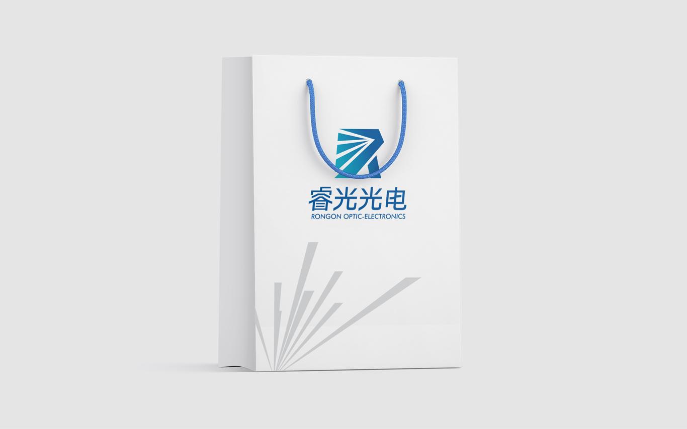 睿光光电高科技产品的logo标志vi设计图11