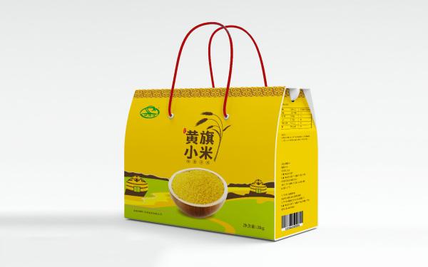 黄旗小米包装