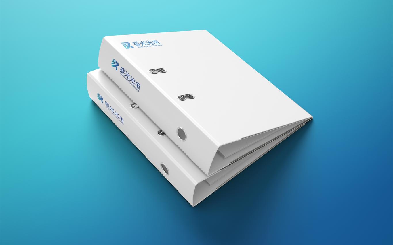 睿光光电高科技产品的logo标志vi设计图18