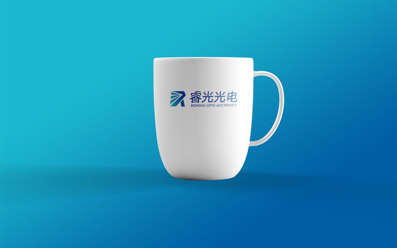 睿光光电高科技产品的logo标志vi设计图23