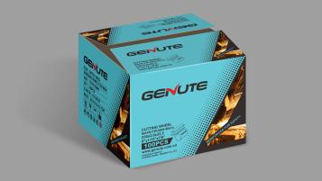 GENUTE五金产品包装设计