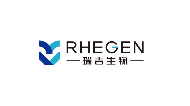 瑞吉生物科技商标设计